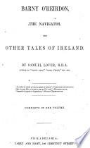 Barney O Rierdon Or The Adventures Of An Irishman