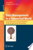 Data Management in a Connected World