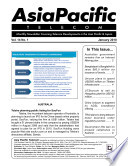 Asia Pacific Telecom Monthly Newsletter January 2010