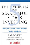 download ebook the five rules for successful stock investing pdf epub