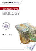My Revision Notes  Edexcel A Level Biology B