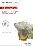 My Revision Notes: Edexcel A Level Biology B