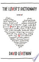 download ebook the lover's dictionary: a love story in 185 definitions pdf epub