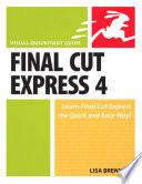 Final Cut Express 4