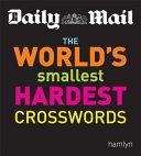 The World s Smallest Hardest Crosswords