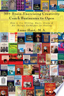 30 Brain Exercising Creativity Coach Businesses To Open book