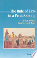 download ebook the rule of law in a penal colony pdf epub
