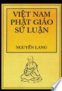 Việt Nam Phật Giáo Sử Luận