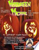 Halloween Machine Issue Four