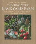 Creating Your Backyard Farm