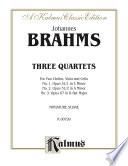 String Quartets  Opus 51  Nos  1   2  Opus 67