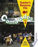 Camarades 4   Jaune Teacher s Resource File Second Edition