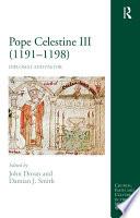 Pope Celestine III  1191   1198