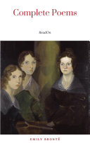 Brontë Sisters: Complete Poems : stars. the philosopher. the arbour. home....