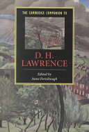 The Cambridge Companion to D  H  Lawrence