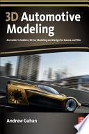 3d Automotive Modeling