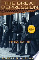 Ebook The Great Depression Epub Robert S. McElvaine Apps Read Mobile