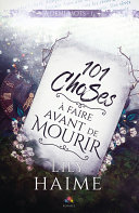 101 choses à faire avant de mourir