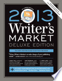 2013 Writer s Market Deluxe Edition