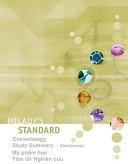 Milady S Standard  Cosmetology Study Summary  Vietnamese