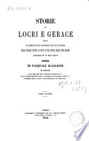 Storie di Locri e Gerace