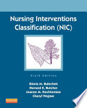 Nursing Interventions Classification  NIC    E Book