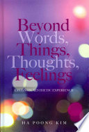 Beyond Words  Things  Thoughts  Feelings