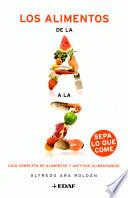 Los Alimentos De La A A La Z