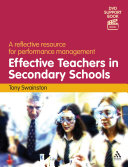 Effective Teachers in Secondary Schools (2nd Edition)
