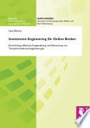 Investment Engineering für Online-Broker