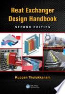 Heat Exchanger Design Handbook, Second Edition