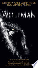 Wolfman The book