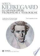 Le grandi opere filosofiche e teologiche Book Cover