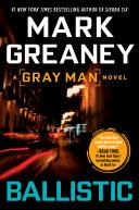 Ballistic-book cover