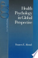Health Psychology in Global Perspective