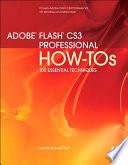 Adobe Flash Cs3 Professional How Tos