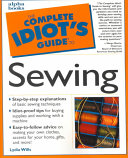 The Complete Idiot s Guide to Sewing