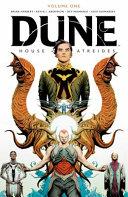 Dune House Atreides Vol 1