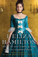 I, Eliza Hamilton Book Cover