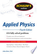 Schaum s Outline of Applied Physics  4ed