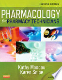 Pharmacology for Pharmacy Technicians   E Book