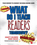 What Do I Teach Readers Tomorrow  Nonfiction