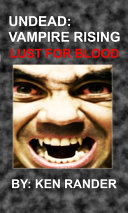 Book Undead Vampire Rising - Lust for Blood