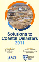 Solutions to Coastal Disasters 2011
