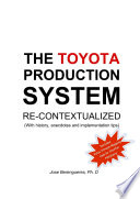the toyota production system re contextualized