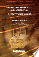 Information Technology and Arbitration