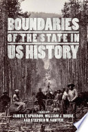 Boundaries of the State in US History Book PDF