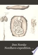 Den Norske Nordhavs expedition  1876 1878  bd  Zoologi  III  Gephyrea  1881