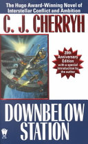 Downbelow Station Book Cover