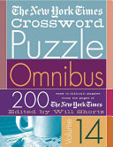 The New York Times Crossword Puzzle Omnibus Volume 14